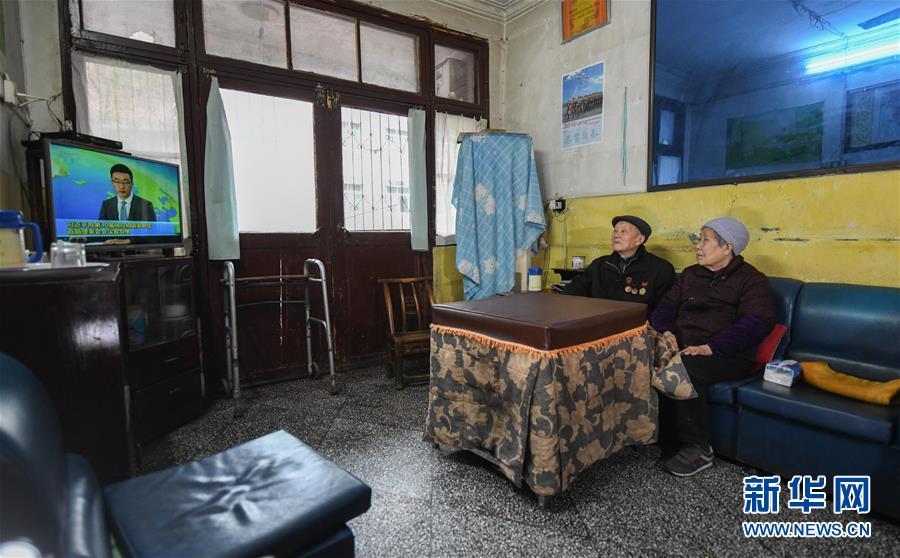 (新华全媒头条·图文互动)(7)英雄无言——95岁老党员张富清的本色人生